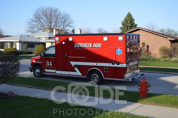 Evergreen Park Fire Department