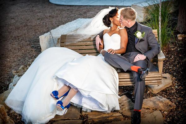 Candice and Jamie's Wedding