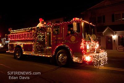 12-10-2011, Clayton, Gloucester County, Christmas Parade