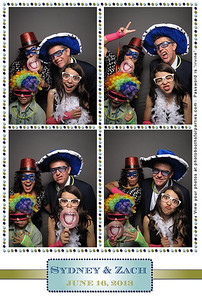 Sydney and Zach's Bnai Mitzvah