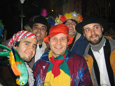 2006.02 Living in Maastricht... Carnaval!