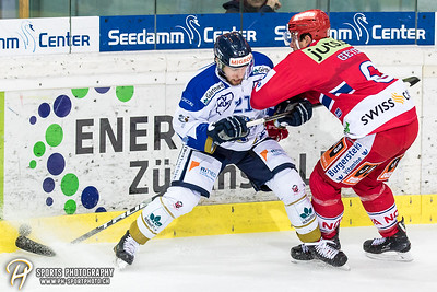 Playoff 1/4-Final (1): SC Rapperswil-Jona Lakers - EVZ Academy