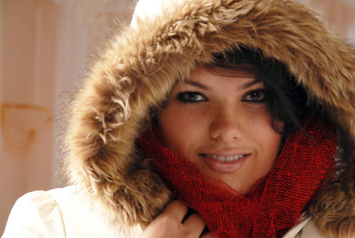 Alexandria S Winter shoot