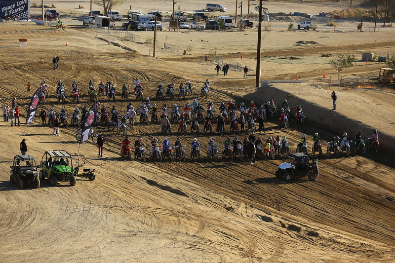 SRA Toys for Tots GP & Kyle Yarnell Team Race