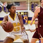 CBA Girls Basketball 2015,16