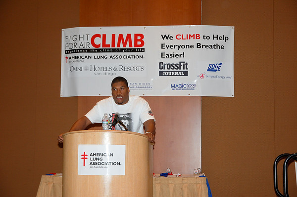 Fight for Air Climb 2011