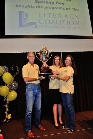Great Grown Up Spelling Bee 2013
