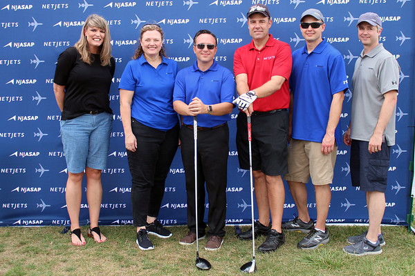 NJASAP, NetJets sponsor 2019 P4K Golf Outing