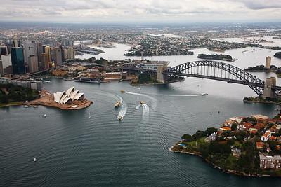 Sydney & Blue Mountains, Australia - April 2010