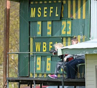 Seniors - Match 2 - MSEFL v WBFL
