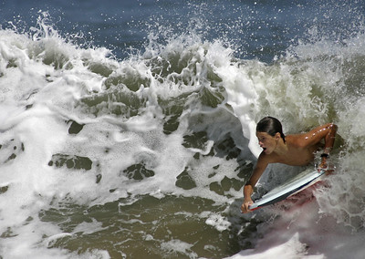 CROATAN / VA BEACH SURFING