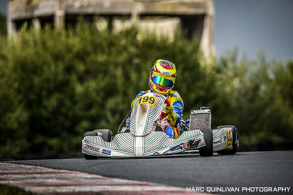 Ulster Karting Club - Irish Grand Prix 2020 - Alyx Coby