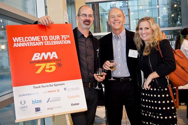 BMA 75th Anniversary Celebration - Inception to Inspiration