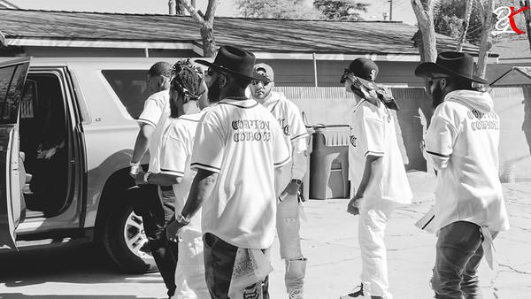 Compton Cowboys @ PBR 2019