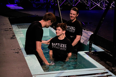 2018-05-20 - 9am Baptism Service