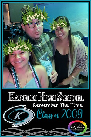 KAPOLEI HIGH SCHOOL 10yr REUNION