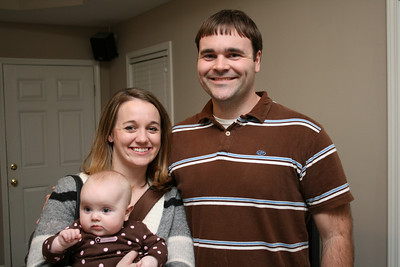 2009: James, Piper, And Addie's Visit