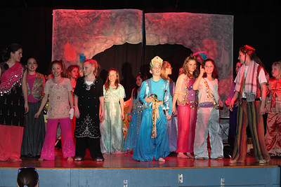 Aladdin - 2nd Cast Dress Rehearsal