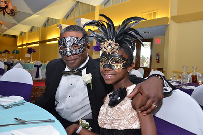 2014 Father and Daughter Night in Venice Ball