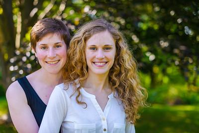 Anna + Rebecca