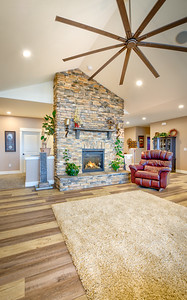 Fireplace Skyview Loop