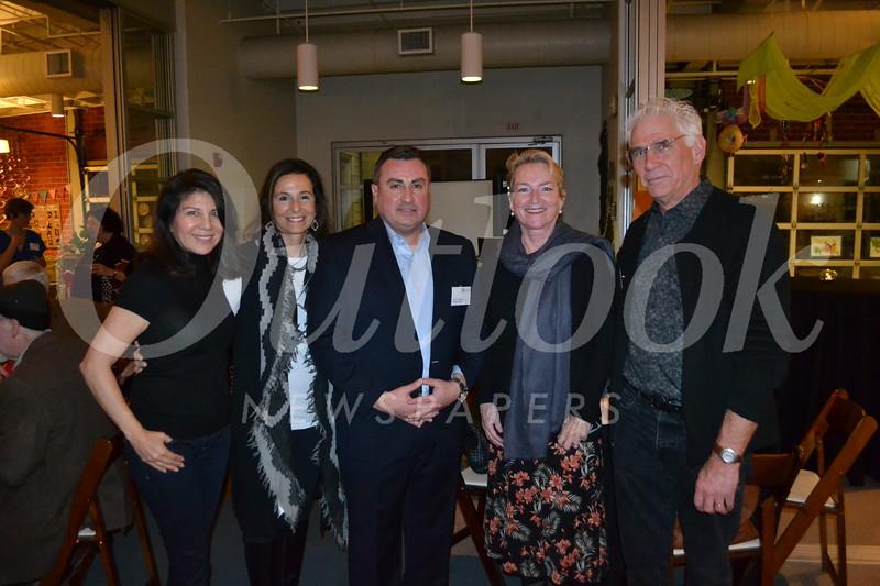Board members Elsa Macias and Nurit Kotick, Executive Director Hector LaFarga, board member Julie Ward and Scott Ward.