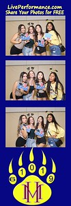 6/10/19 Mission Hills HS Senior Luncheon PhotoBooth PhotoStrips