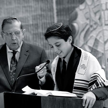 Brenden Volk Bat Mitzvah 2