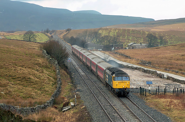 19th January 2003: Garsdale