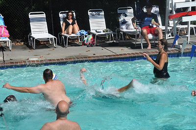 2018 Water Volleyball Tournament #2
