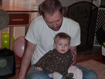 Pascale's First Birthday Party