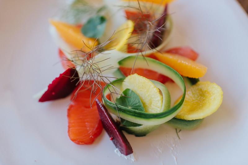Mt Cook Lakeside Retreat Cuisine