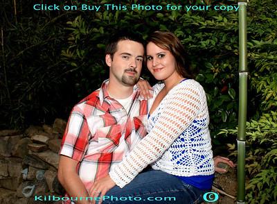 Justin and Alethia 2009
