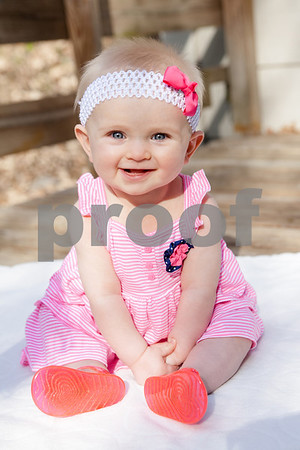 Annabelle: 6 months old