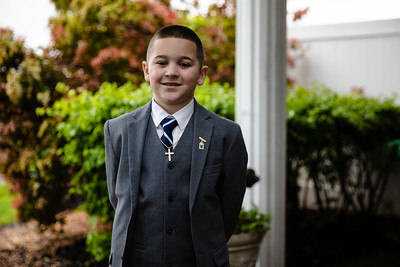 Chase's Communion May 12th, 2019