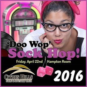 2016.04.22 CH 50's Sock Hop