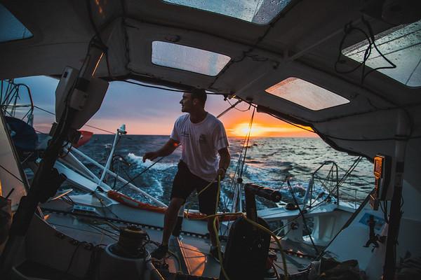 2019 Crewed record NY to UK