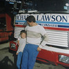 John and I in front of D917 EFS