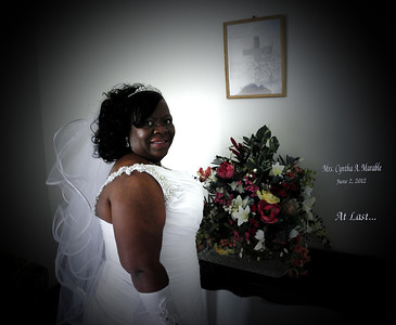 Cynthia & Charlie Marable Wedding
