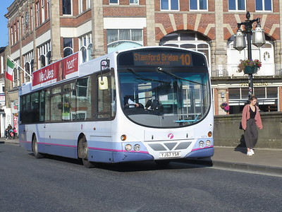 BRADFORD AND HALIFAX BUSES SEPT 2020