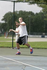 OHS Boys Class 2A District Team Tennis Tournament 05162015