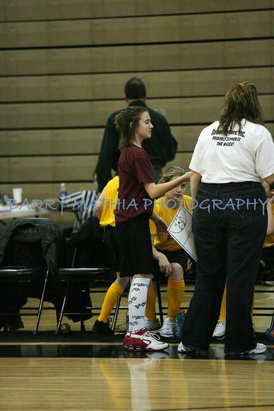 Lawson Basketball vs Lathrop Girls CRBC Championship 08