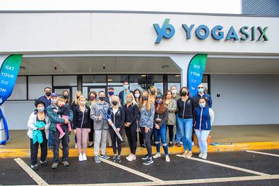 YogaSix  3/26/21