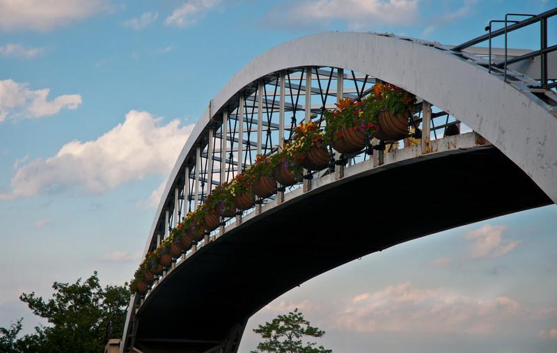 6-23-11 : Bridge over Lake Shore Drive