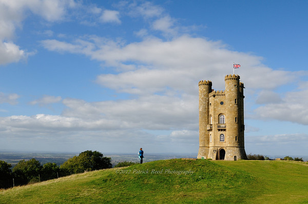 Cotswolds - Sudeley Castle, Broadway Tower