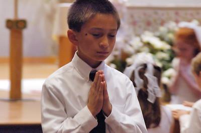Joey's First Communion