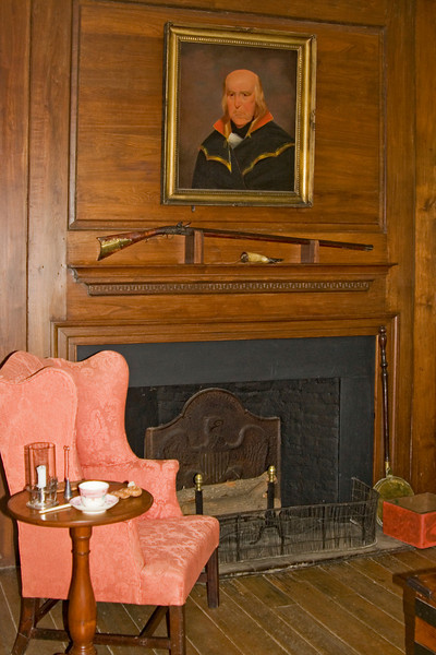 General Rogers over the Fire Place.jpg