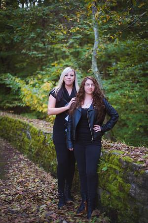 Kirsten & Savannah