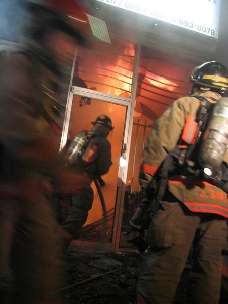 November 15, 2005 - 2nd Alarm - 653 Victoria Park Avenue