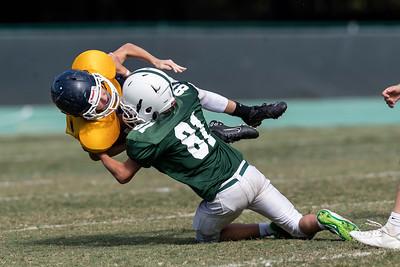 Seventh Grade Football vs. Marist October 12, 2019